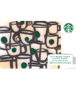 Starbucks 2015 Tiny Cups Collectible Gift Card New No Value - $1.99