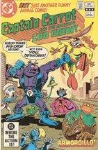 Captain Carrot and His Amazing Zoo Crew #2 Vol. 1 April 1982 [Comic] Thomas, Roy - $5.79