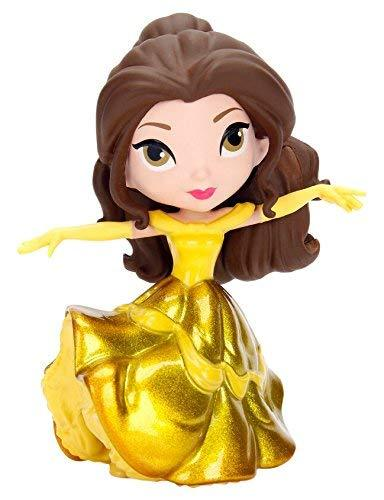 Jada Toys Metals Disney Princess Belle Gold Gown Collectible Toy Figure