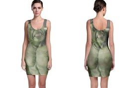hulk public figure image Bodycon Dress - $21.99+