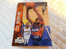 1995 Upper Deck,Phoenix Suns,Basketball-#386-i love this team!(Charles B... - $4.95