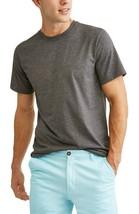 George Men's Short Sleeve Crew Neck T Shirt Size Large 42-44 Charcoal Pe... - $9.97