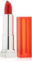 Maybelline New York Color Sensational Vivids Lipcolor Neon Red 890, 0.15... - $5.84