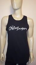 The Chainsmoker Black Tank Top  Rap Music Closer AAA Concert T - $17.99+