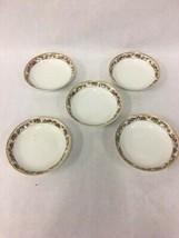 5 pcs. GOA  France Haviland limoges bowl  fruit desert CHFIELD 5 inch - $24.74