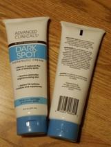 (2) Advanced Clinicals Dark Spot Therapeutic Cream - 8 FL. Oz each Free SHIPPING