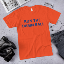 Run the Damn Ball t-shirt / run the Damn Ball / made in usa / T-Shirt image 3