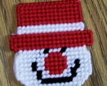 Snowman magnet  2 thumb155 crop