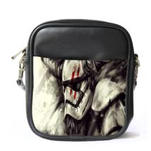 Sling Bag Leather Shoulder Bag Star Wars Stormtrooper Legion White Animation Fan - $14.00