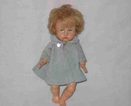 """PRETTY Vintage 8"""" VINYL Baby Doll - $60.78"""
