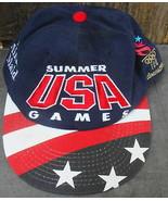 US Summer Olympics Atlanta Starter Patriotic Cap Hat - $14.99