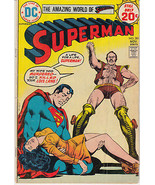 1974 DC Comics Superman #281 - $8.42