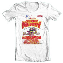 Yummy Mummy T-shirt  Cereal box Boo-Berry Count Chocula 1970's 1980's cotton tee image 2