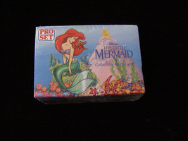 Disney Little Mermaid Collectible Story Cards Pro Set New - $16.99