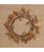 "Rusty Stars Wreath Base - 11"" - $8.99"