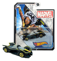 Hot Wheels Marvel Storm First Appearance Character Cars Mint on Card - $9.88