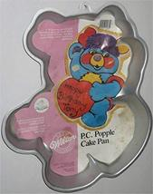 Wilton Cake Pan: P. C. Popple (2105-2060, 1985) - $19.55
