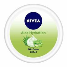 NIVEA Soft, Aloe Moisturising Cream, All Skin Types, 200 ml - $15.11