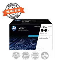 HP 80A 2-Pack Original LaserJet Toner Cartridge - Black - $463.07