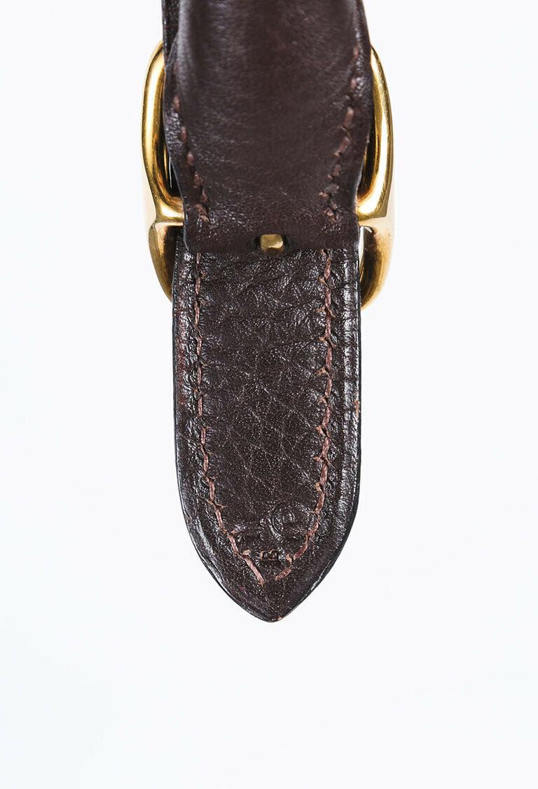 Vintage Hermes Trim 31 Buffalo Shoulder Bag image 7