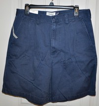 GAP Navy Blue Relaxed Fit Shorts Size 33 NWT - $17.10