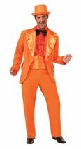 Forum Novelties Orange Abiball Smoking Dümmer Erwachsene Herren Hallowee... - $54.37