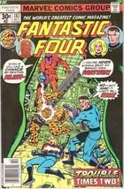 Fantastic Four Comic Book #187, Marvel Comics 1977 FINE+ - $7.14