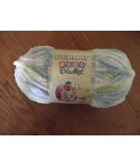 Bernat Baby Blanket 1 skein 3.5 oz Funny Prints color (3 available) - $3.91