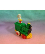 Vintage McDonald's Disney Miniature Donald Duck Pullback and Go Train - $1.97
