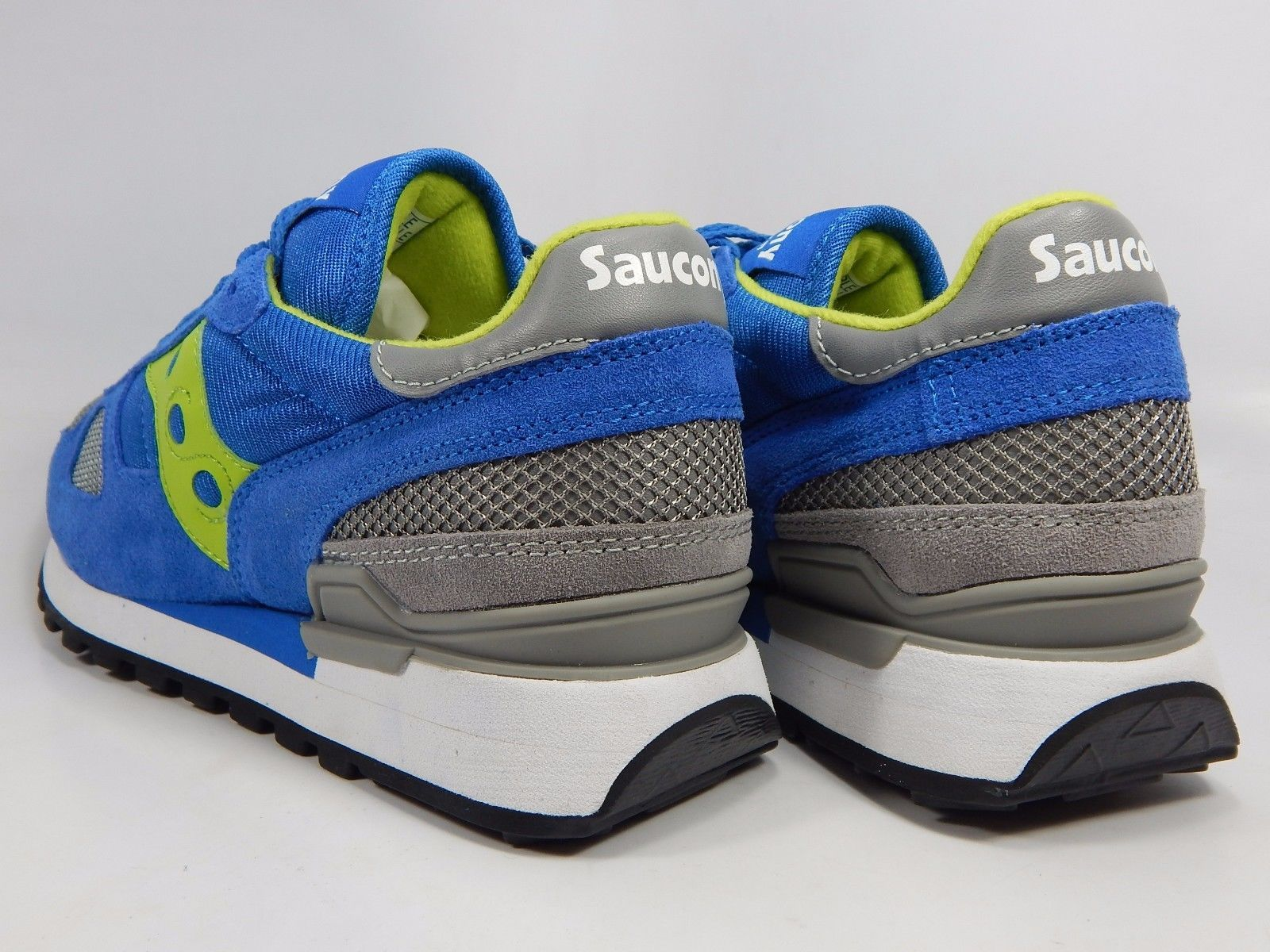 Saucony Shadow Original Men's Running Shoes Sz US 9 M (D) EU 42.5 Blue S2108-585