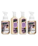 Bath & Body Works Italian Lavender Creamy Luxe & Gentle Foaming Hand Soa... - $27.99