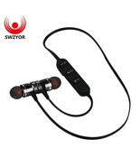 Bluetooth Headphone Earphone Magnetic Earpiece Stereo Wireless Headset - $24.99