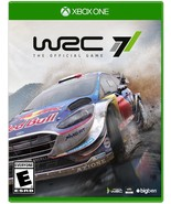 New! WRC 7: The Official Game Microsoft Xbox One Free Shipping Racing Cars - $53.45
