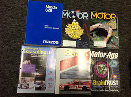 2002 Mazda 626 Service Repair Shop Workshop Manual FACTORY W Magazines Free - $59.40