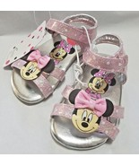 NEW NWT Baby or Toddler Disney Minnie Mouse Sandals Size 6 7 9 or 10 - $19.99