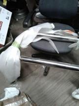 "For Nissan Rogue 08-15 Vanguard Off-Road 3"" Polished Bull Bar (JEW) image 1"