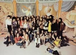 Joe Cocker Leon Russell Mad Dogs And Englishmen 1971 movie cast 5x7 inch... - $5.75