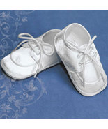 Preemie & Baby Boys Dress Up Baby Satin Booties - $15.00