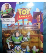 BUZZ LIGHTYEAR SUPER SONIC ACTION FIGUR Toy stpry 1 DOISNEY MINT - $24.99