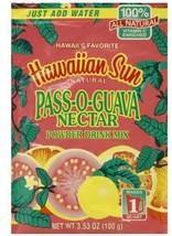 (Pack of 3) Hawaiian Sun Pass O Guava Powder Drink Mix 3.53 Oz. - $27.71