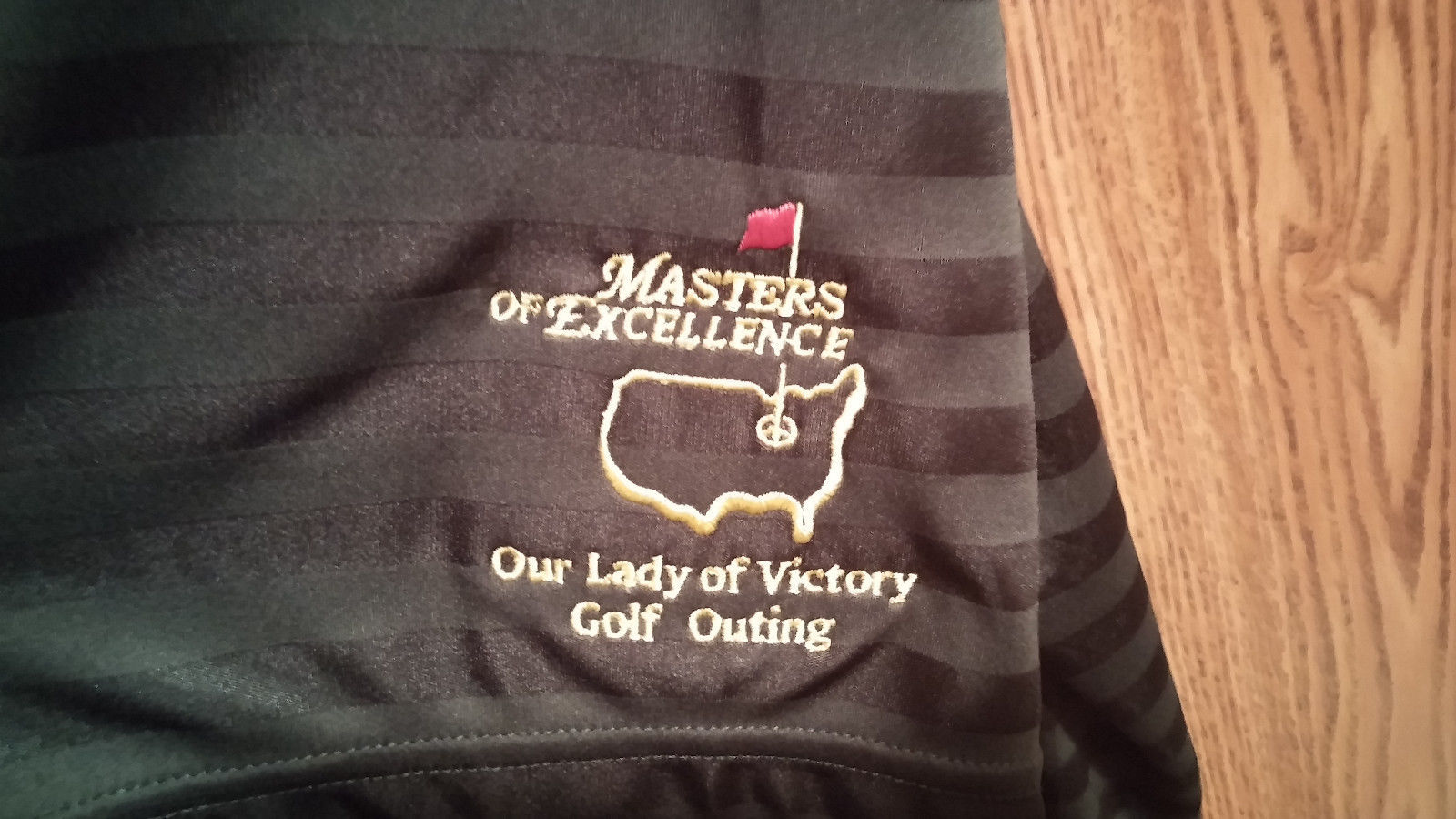 Antigua Masters of Excellence Lady of Victory Golf Shirt 2 XL Golf Outing