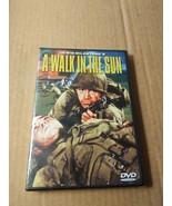 A Walk in the Sun 1945 (DVD 2002) Dana Andrews*Lloyd Bridges*Richard Conte - $6.99