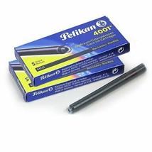 *Pelican Pelikan ink cartridges GTP / 5 (5 pieces) blue-black 2 box set - $14.46