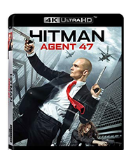 Hitman: Agent 47 (4K Ultra HD+Blu-ray, 2017)