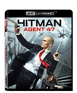 Hitman: Agent 47 (4K Ultra HD+Blu-ray, 2017) - $11.95