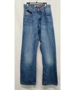 Lee Dungarees Jeans Slim Straight Leg Kids 18 Regulars  - $5.88