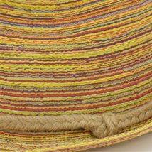 Summer Style Women Ladies Foldable Hat Tops Floppy Beach Hat Sun Straw Hat Cap image 6
