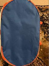 living solution Picnic Backpack Cooler Blue and Orange - €22,43 EUR