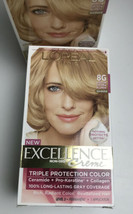 L'Oreal Excellence Creme - 8G Medium Golden Blonde (Warmer) 1 Each (Pack of 2) - $19.80