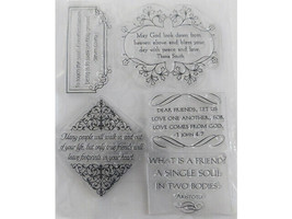 Religious Clear Stamp Set image 2